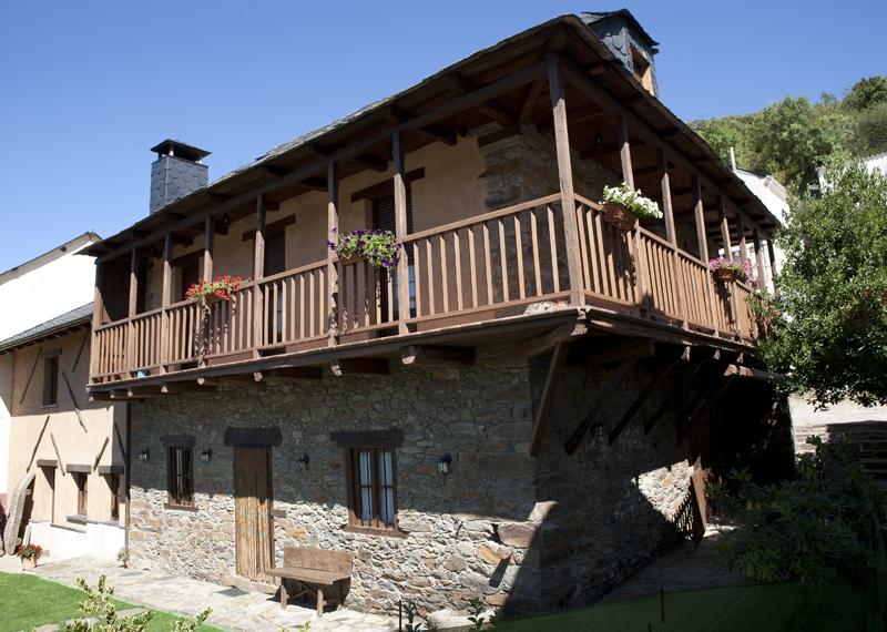 Casas rurales en el bierzo casa rural grande casa rural - Casas del monte casa rural ...